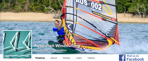 Australian Windsurfing on Facebook (click here)